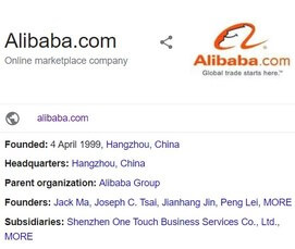 About Alibaba
