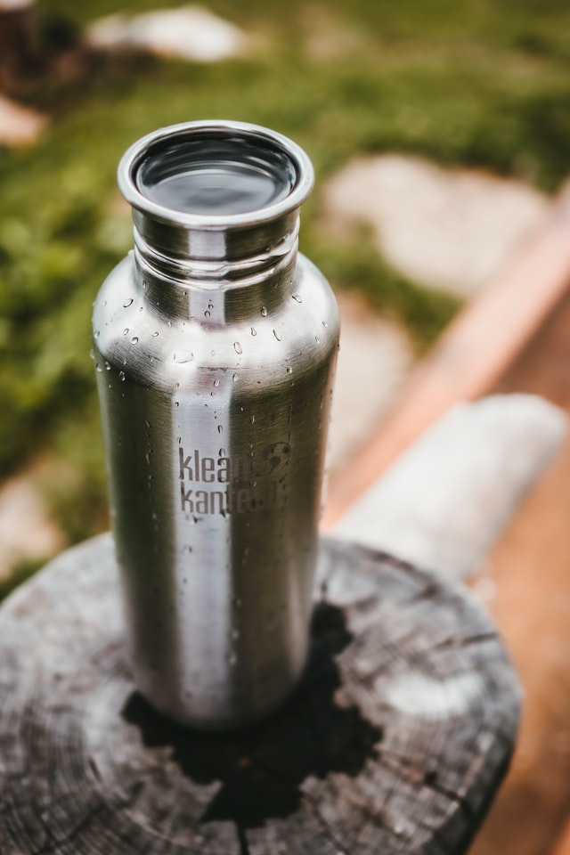 Eco-Friendly Steel Water Bottle