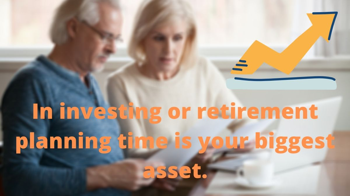 Described why its important to invest for retirement planning.