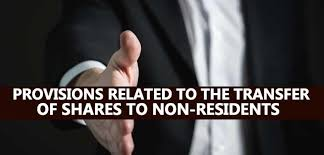 Provisions related to Non-resident taxation,