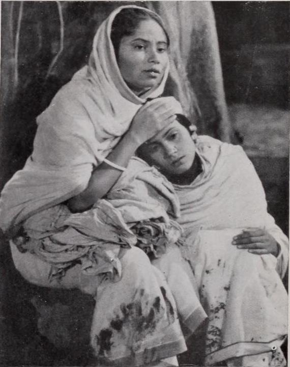 Scene_from_Dharti_Ke_Lal-film by Khwaja Ahmed