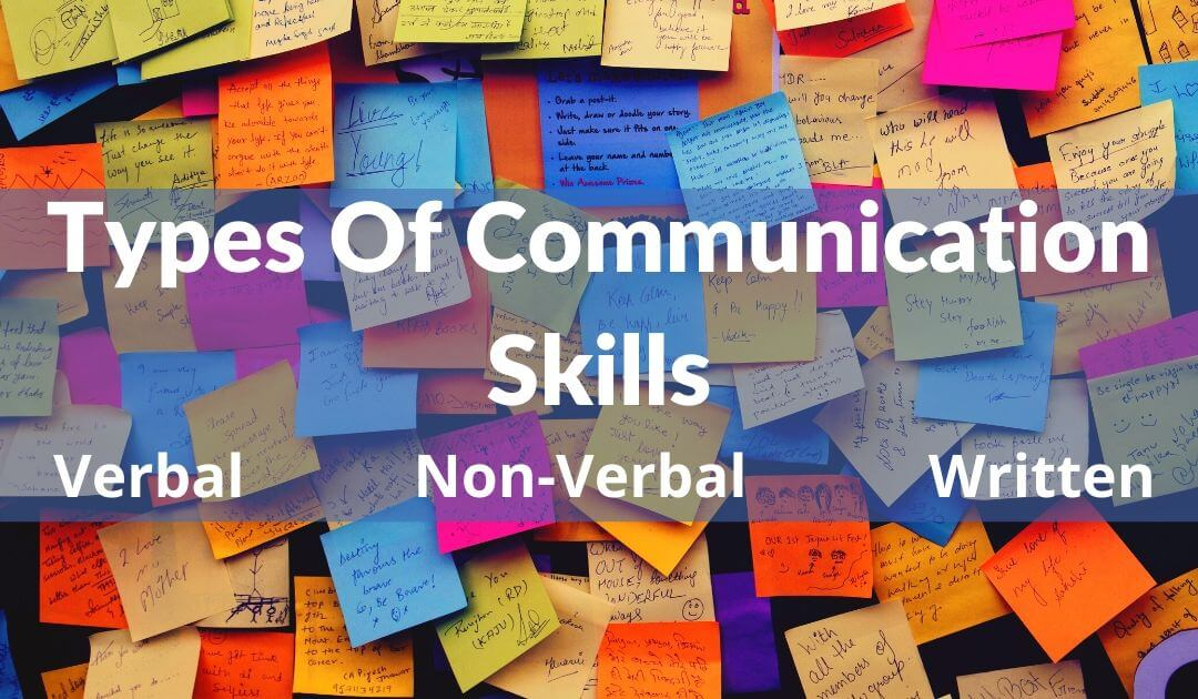 Types of Communication Skill