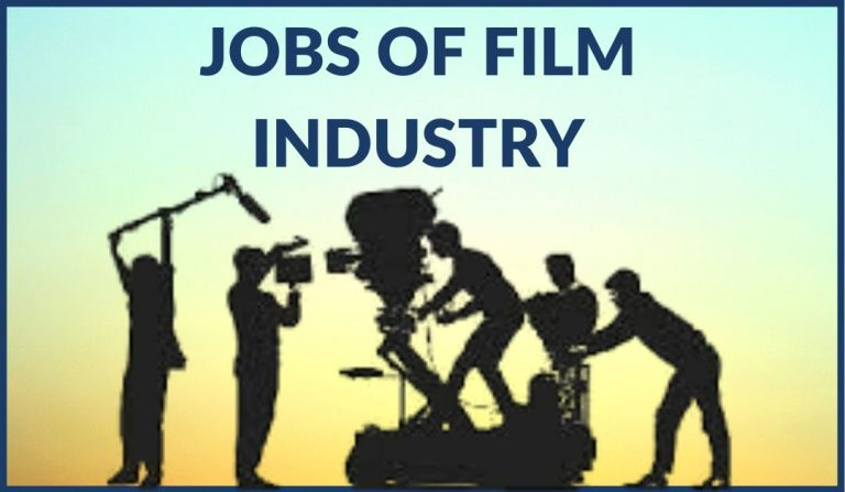 Jobs in Film industry