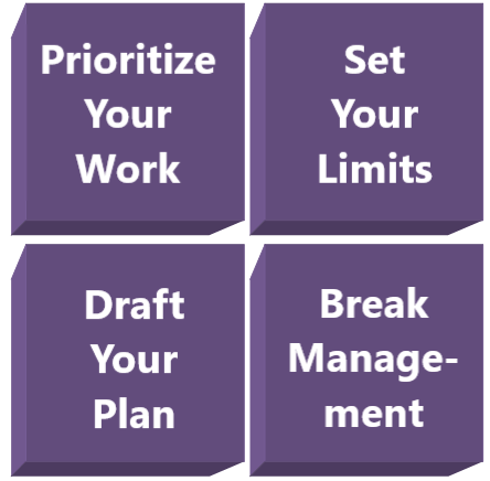 Tips of Time Management