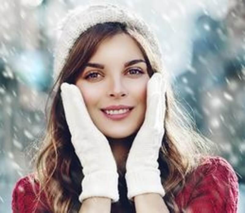 Skincare in winter