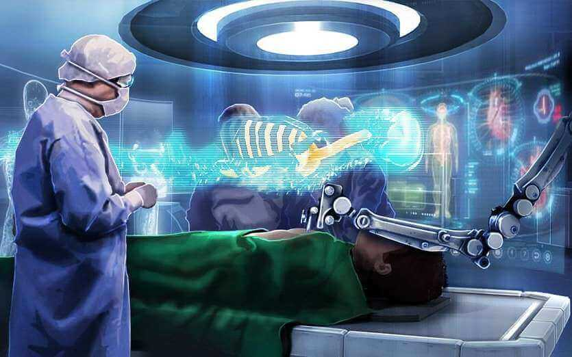 Artificial intelligence in surgery