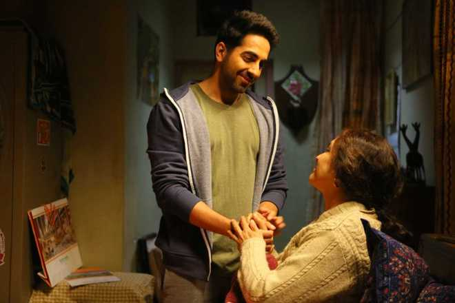 Nakul accepting his mother's pregnancy