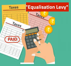 Equilisation levy tax paid