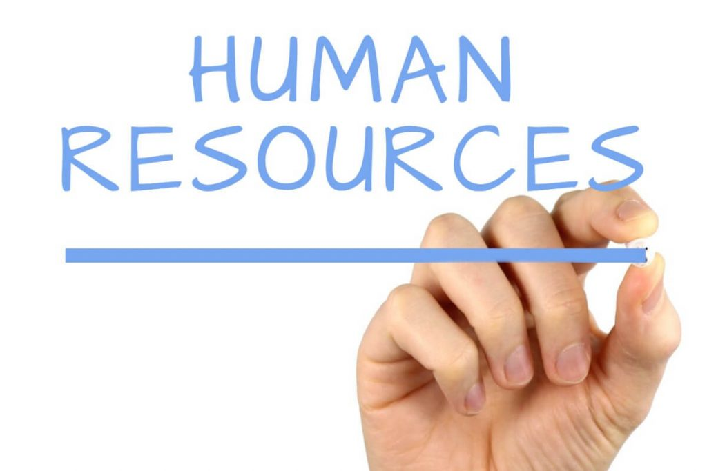 human-resources in BBA