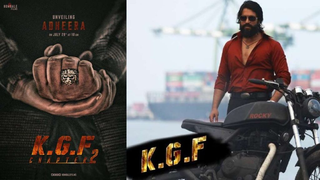kgf kannada of modern Indian cinema
