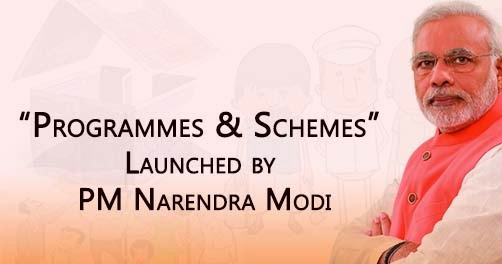 So friends here list of schemes that's launched by modi government