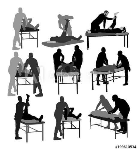 Physiotherapy doctors