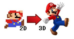 2d & 3d character for critical thinking