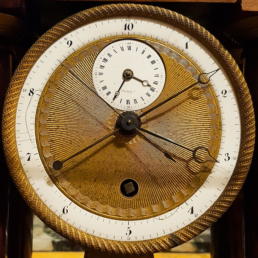 Clock Signifying Importance of time