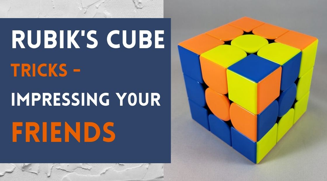 tips and tricks of rubik's cube