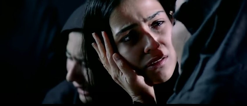 Zainab meeting her Mother before being hanged