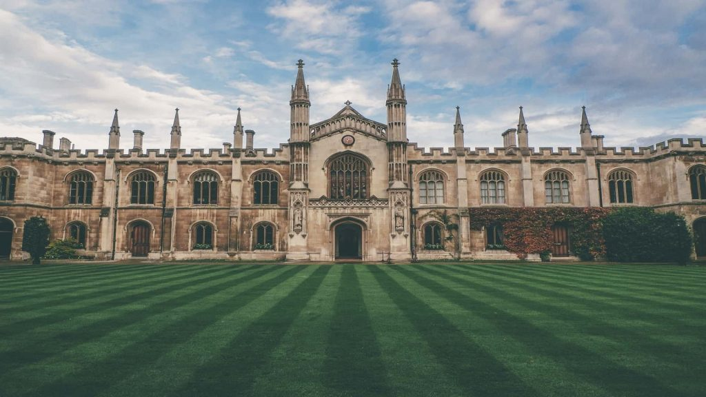 cambridge university, one of the best universities in the UK