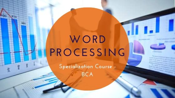 Specialization Course - BCA