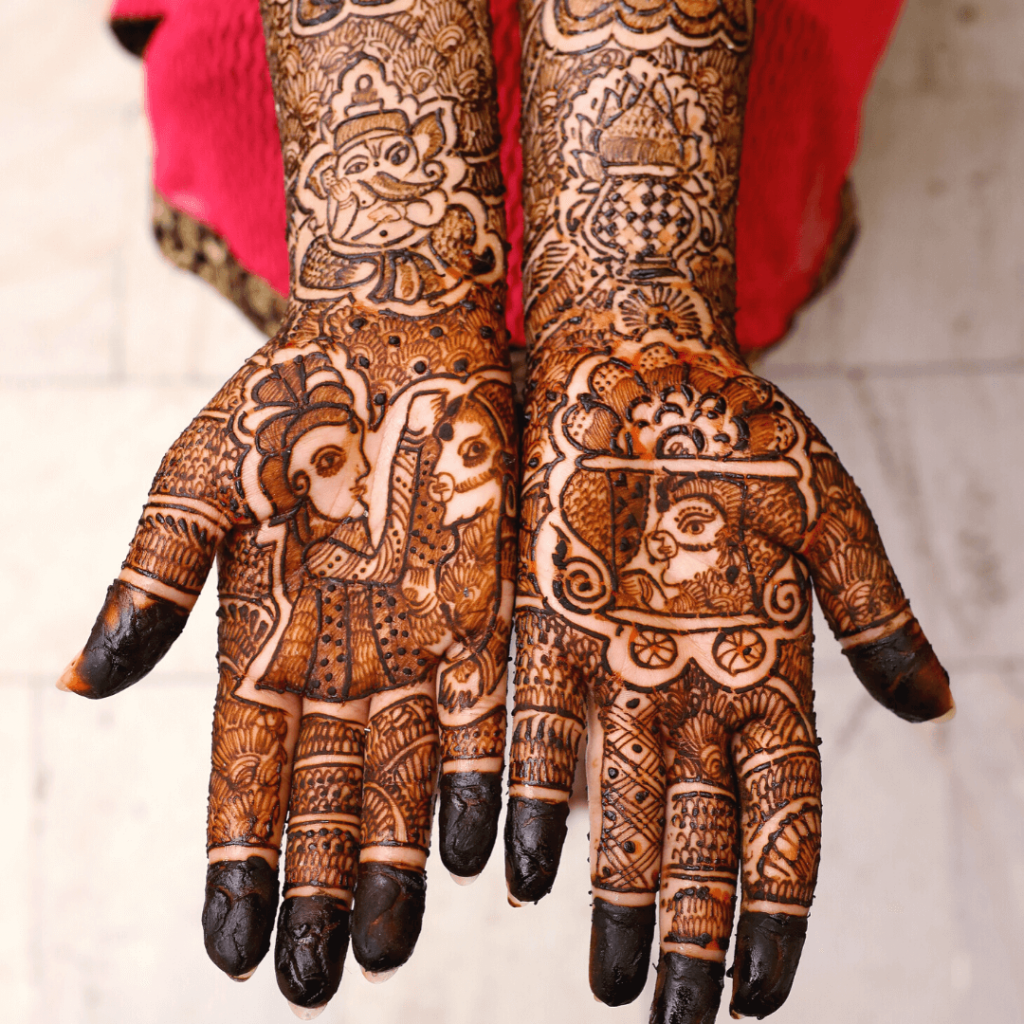 tips to get dark color of mehndi