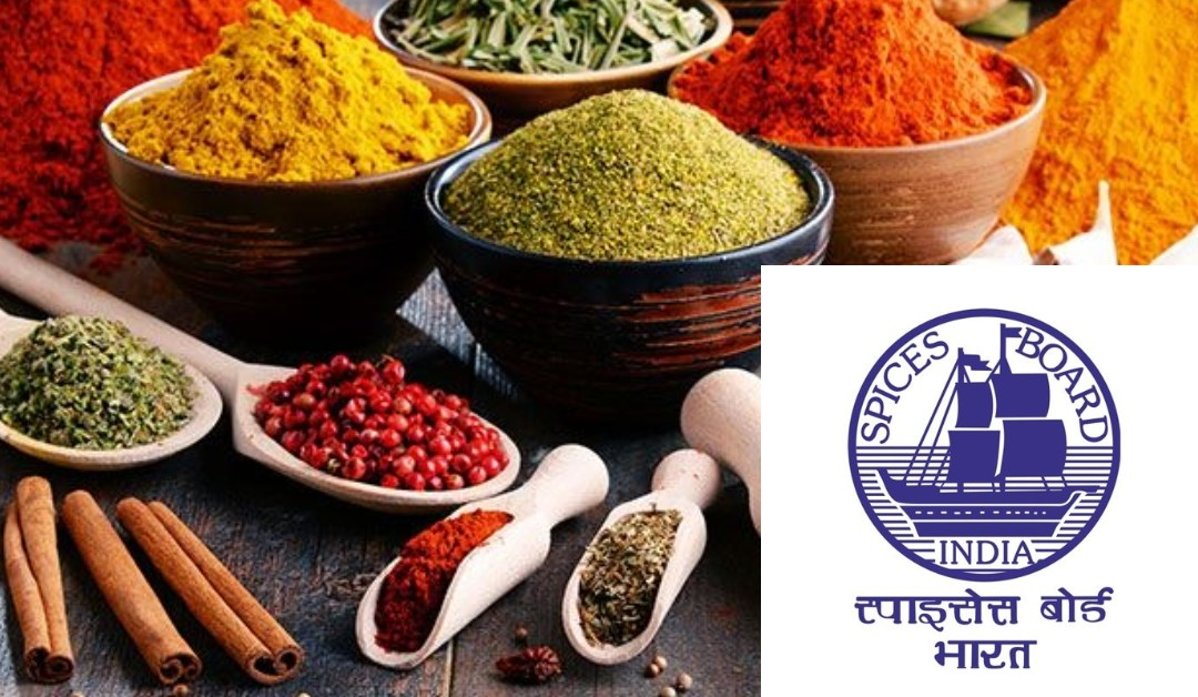 Spices-board-of-india