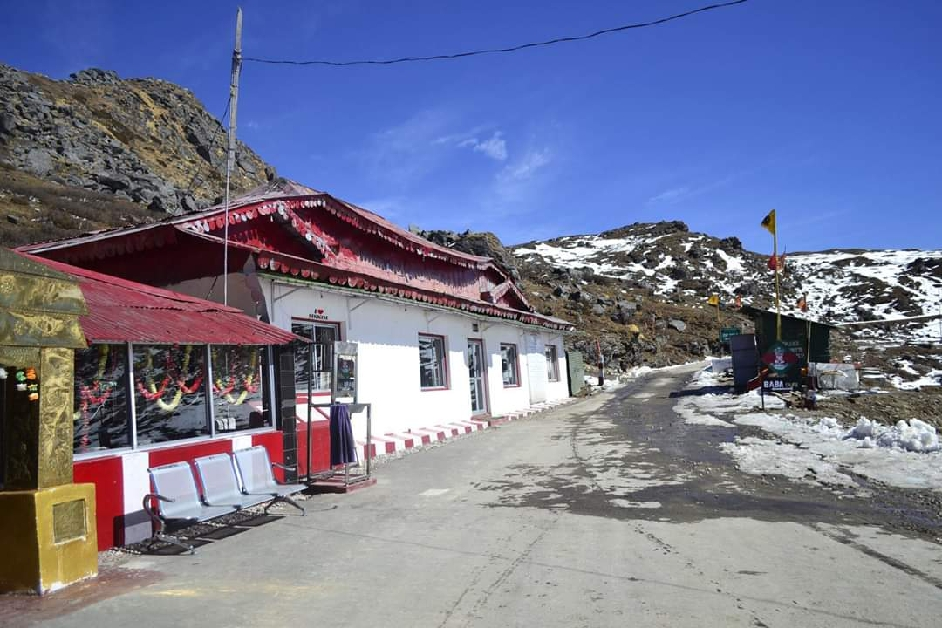 Baba-Temple