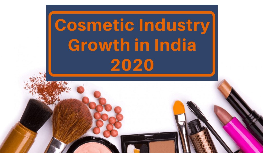 growth of cosmetic industry