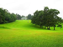 Golf Course of Shillong
