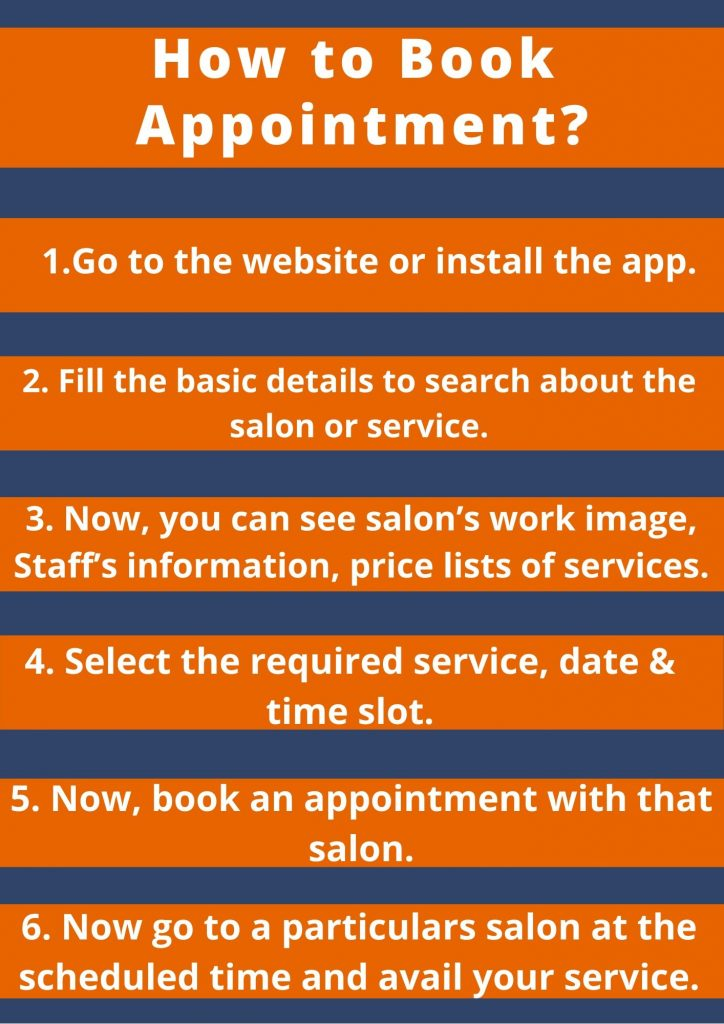 how to book appointment