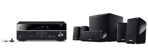Yamaha YHT-3072 Ultra HD 5.1 wireless home theatre systemsChannel Home Theater System