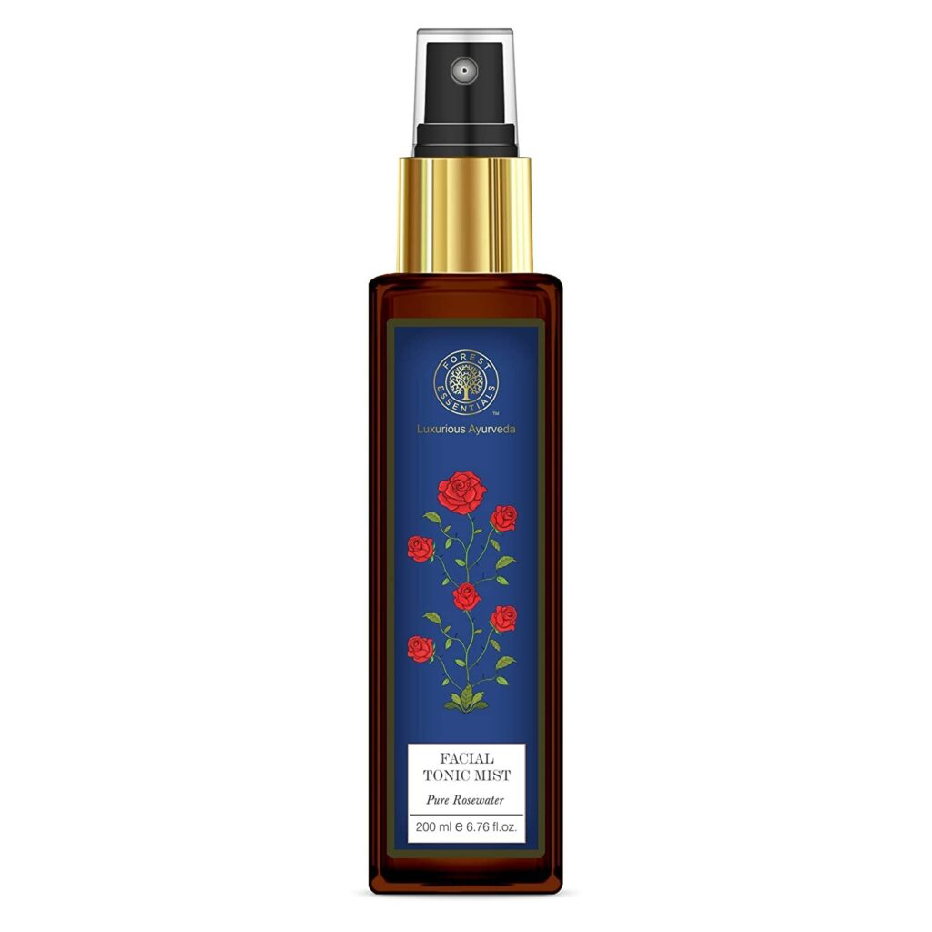 Forest Essentials Pure Rose Water
