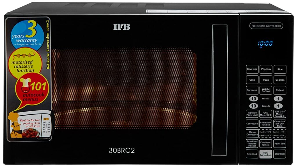 best microwave convection oven