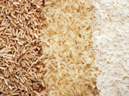 Rice companies in india